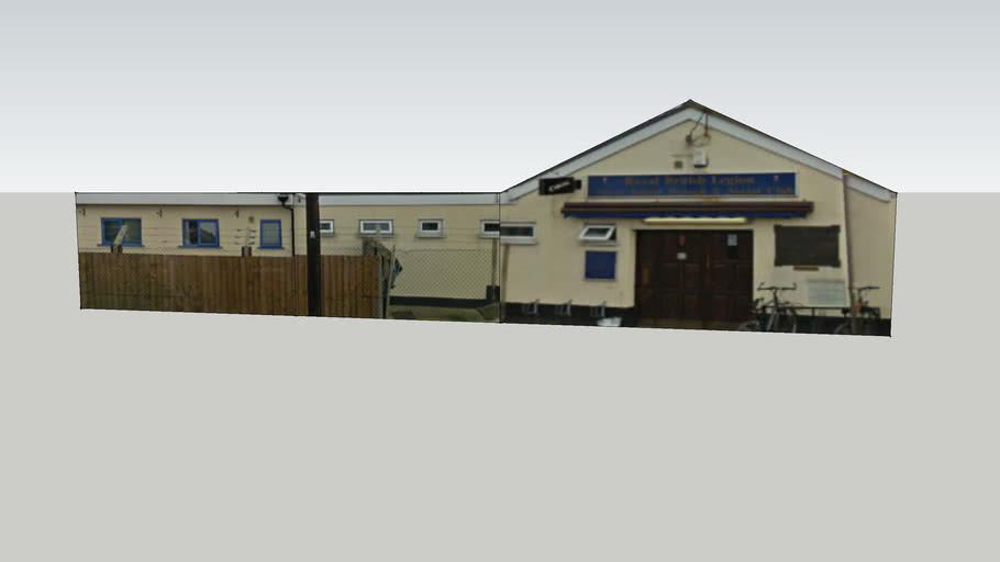 canvey island royal british legion hall