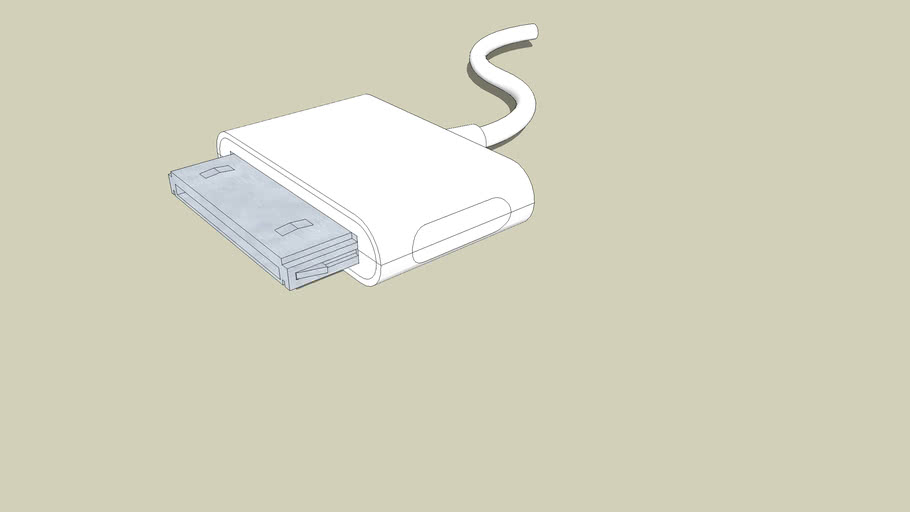 ipod USB connector