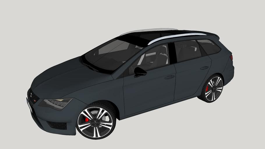 Seat Leon ST Cupra DSG6 version 290ch