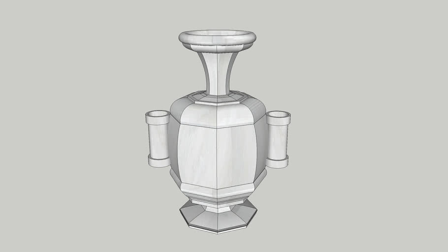 han dynasty white jade flower vase   漢代白玉花瓶   漢白玉花瓶    漢朝白玉花瓶     漢朝代白玉花瓶