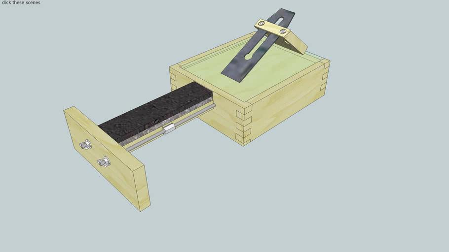 Plane Iron Sharpening Kit
