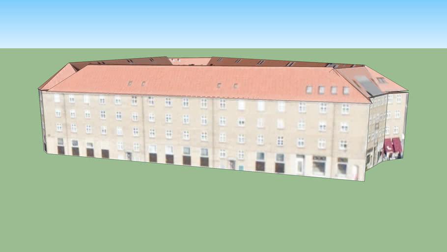 Building in 2720, Denmark