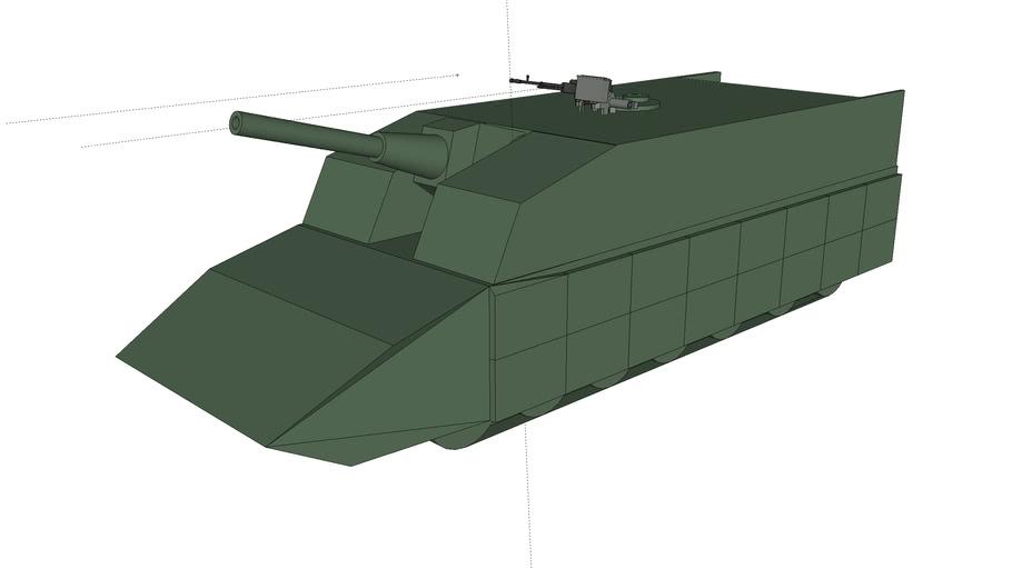 HKA-1 assault gun 155mm