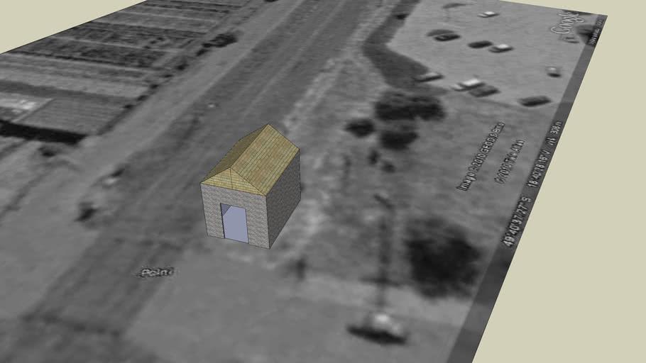 Nová Budova u Železnice