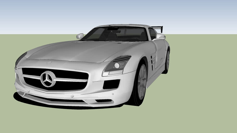 Mercedes-Benz SLS AMG GT2