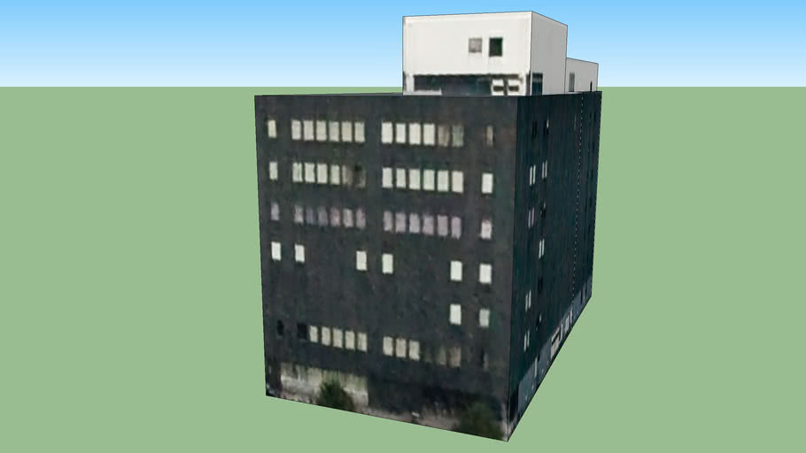 Building in 〒060-8507
