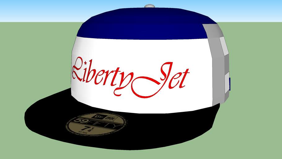 LibertyJet New Era Cap (fictional)