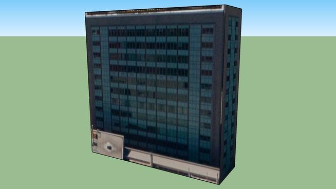 Building in Adelaide SA 5000, Australia