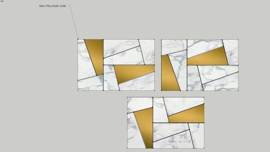 Mosarte View Macchiato Gold (702266)