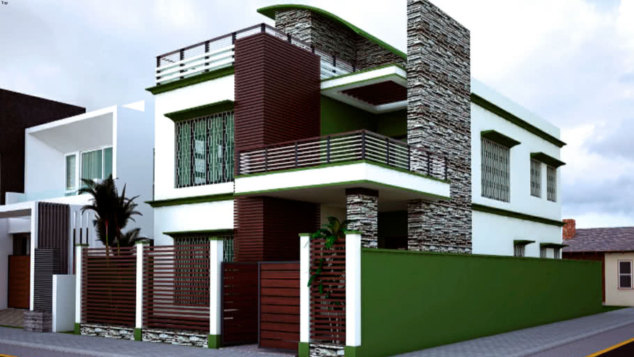 Modern House - Concept 005