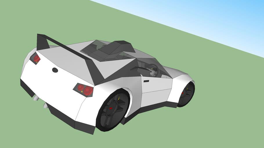 Dino XR Race car