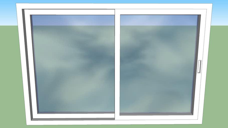 ventana corrediza de aluminio juli