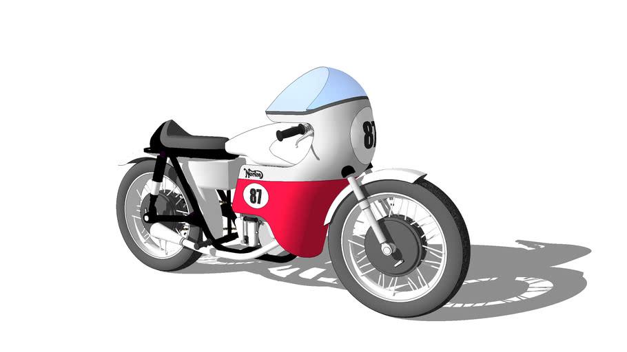 1956 Norton ES2 Racer