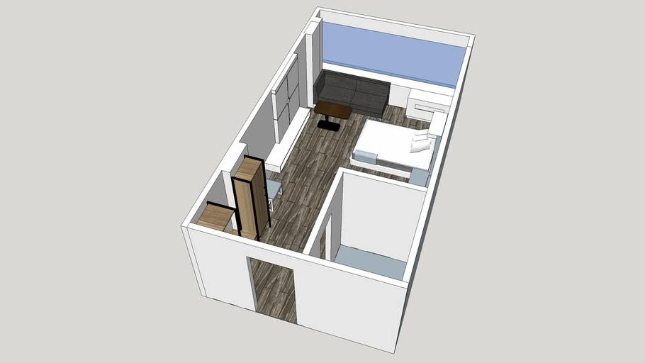 marriot double room