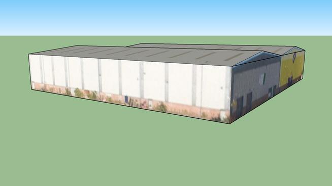 Building in Llanishen, Cardiff, South Glamorgan CF14 5LT, UK