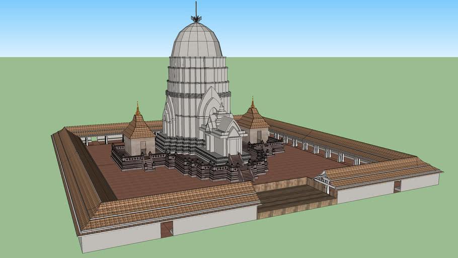 Wat Phutthaisawan (Main Prang)