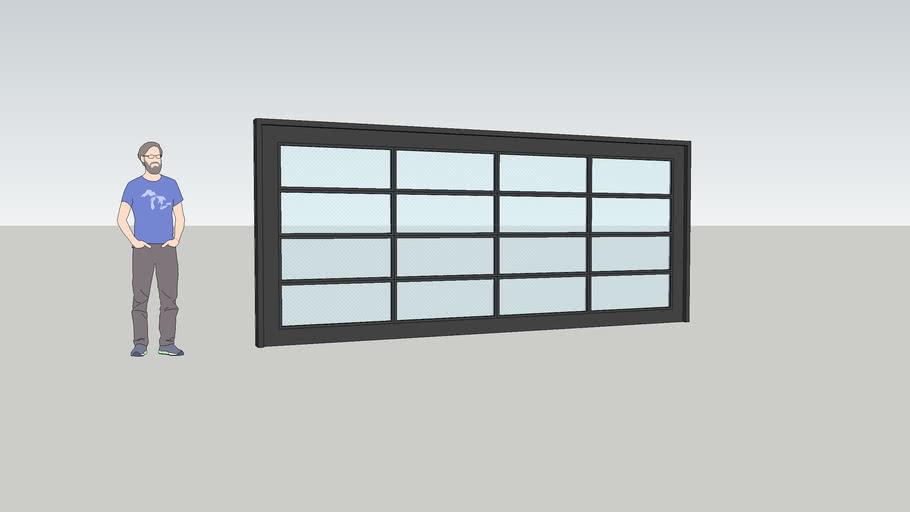 Modern Garage Door 3d Warehouse