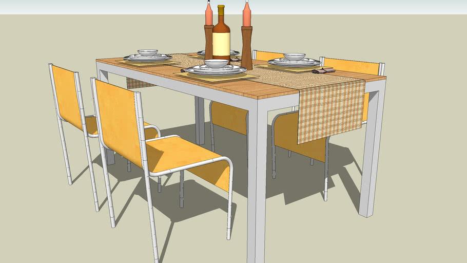 Table Set.