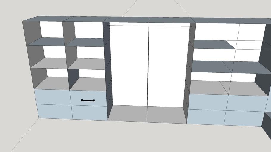 Jason Bell cupboards