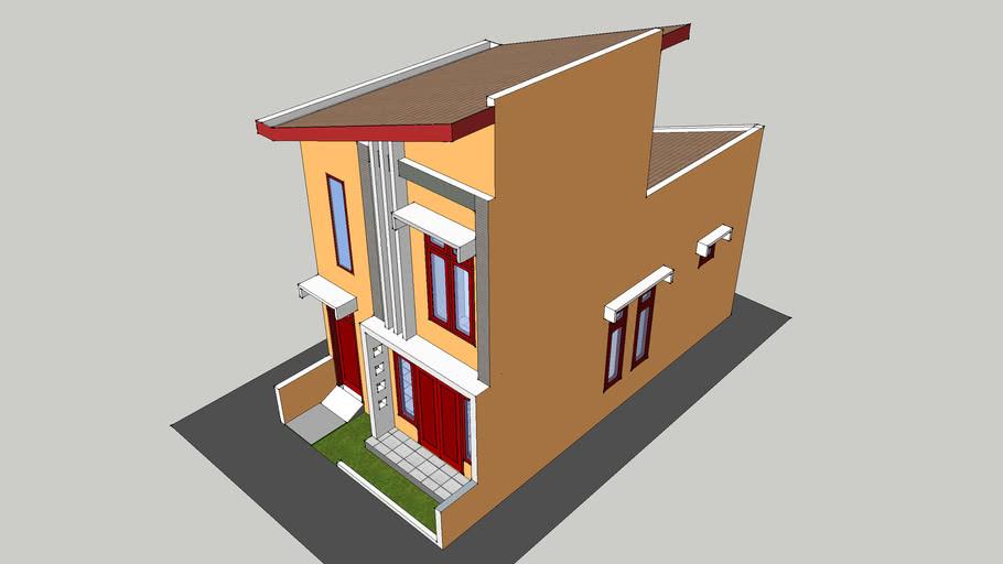 contoh rumah mungil