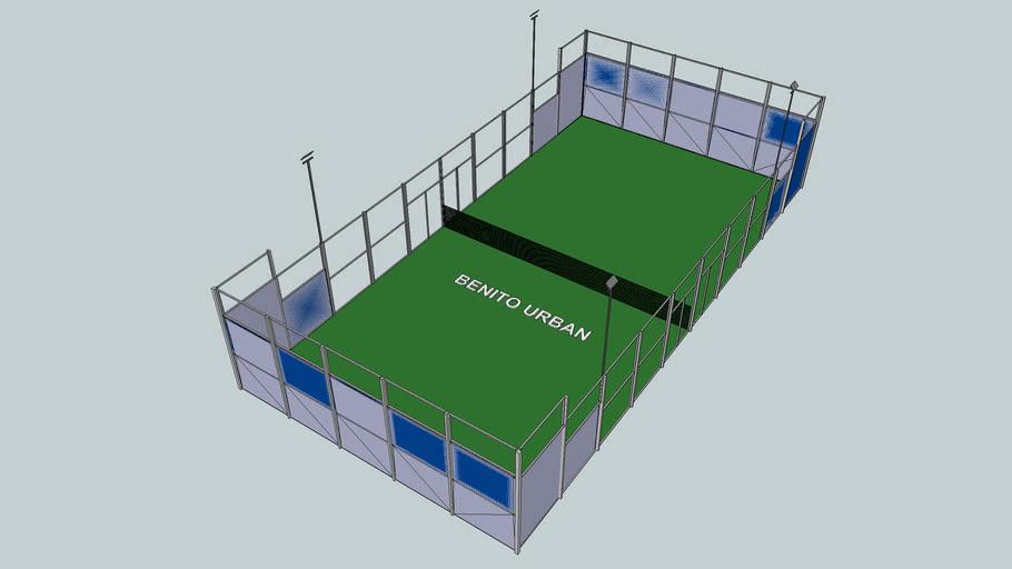 INNOVA PADDLE TENNIS COURT