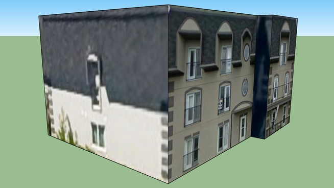 Building in Hull, QC, Canada
