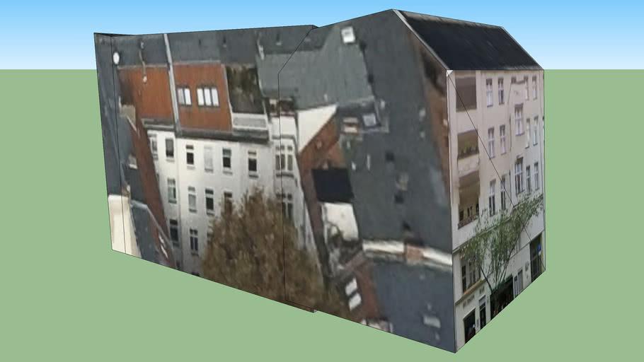 Building in Elssholzstrasse  Berlin, Germany