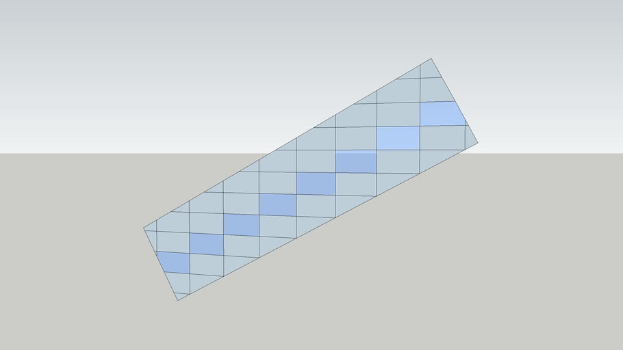 Concrete Stairs Template 2