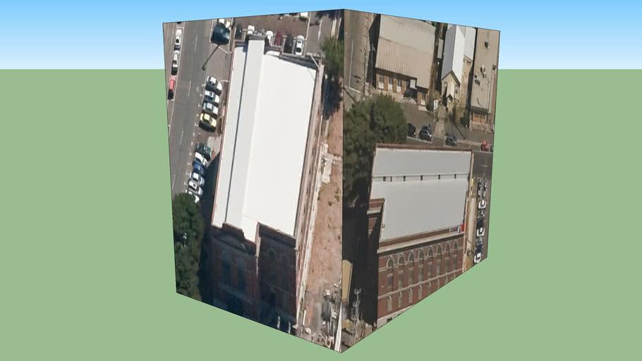 Edificio en 3015, Australia