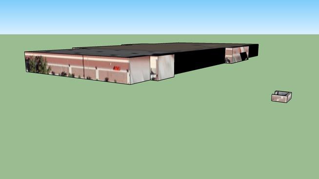 Building in Northeast Jefferson, Colorado, USA