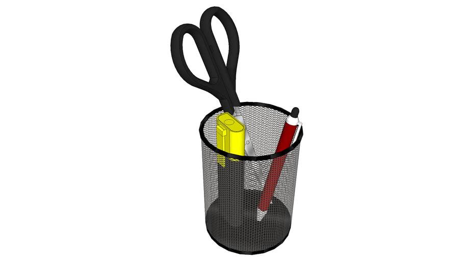 Pot de crayon / Pencil pot