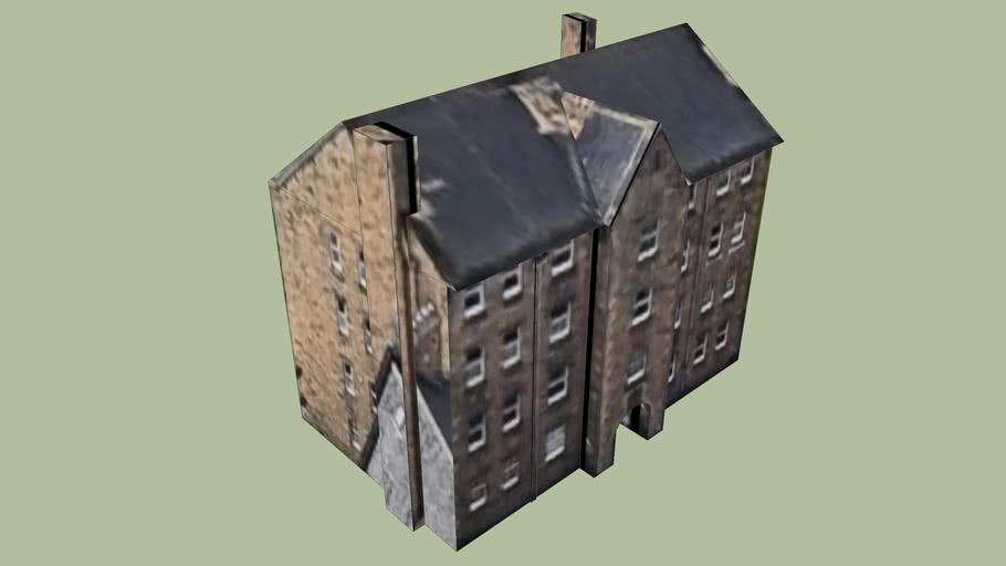 Изгражда се на адрес: Единбург EH8 9RP, Великобритания