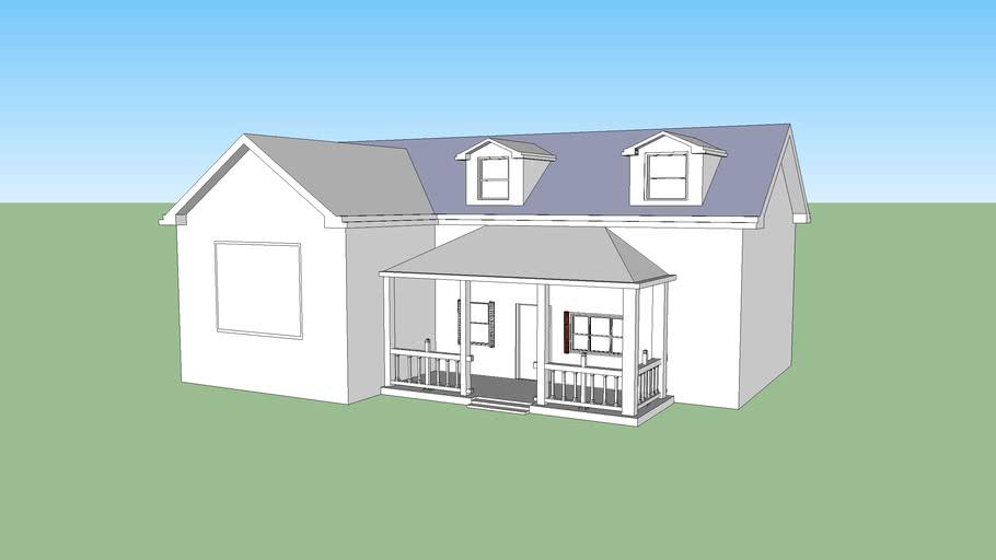 big house modern too