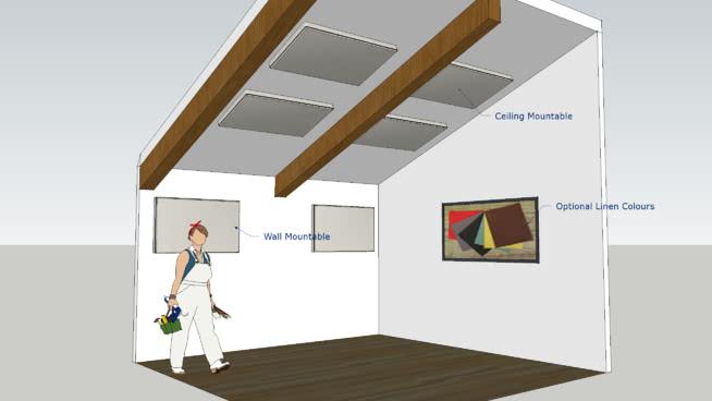 Wellington Acoustic Panel