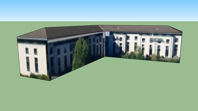 Studentenwohnheim Fachhochschule Köln