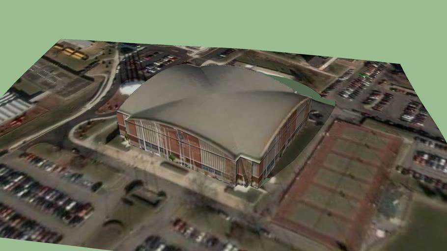 Alumni Coliseum EKU
