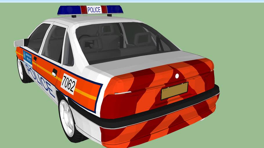 Metropolitan Police Vauxhall Cavalier