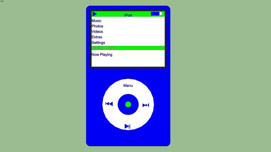 Canuck iPod