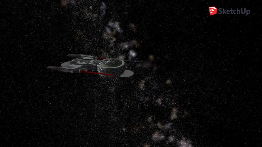 Изменённый космический корабль