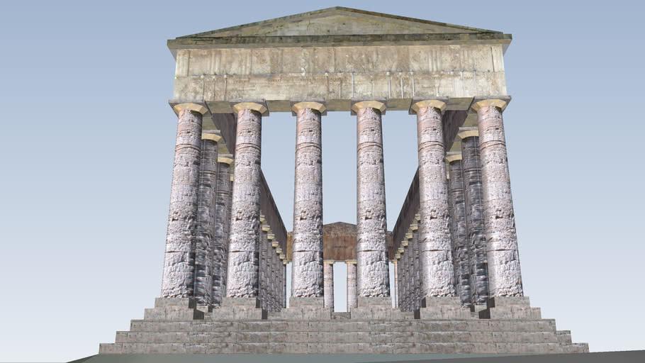 Tempio di Segesta (Sicilia)