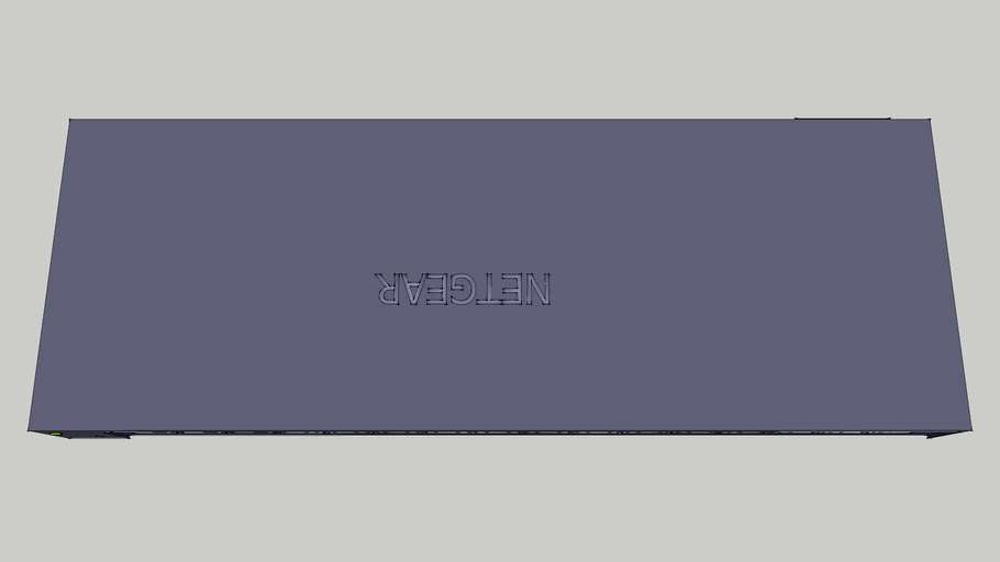 Netgear 16 port gigabit switch SOLIVI