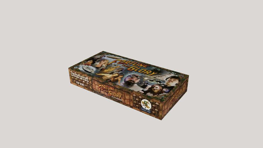 Fortune & Glory Board Game