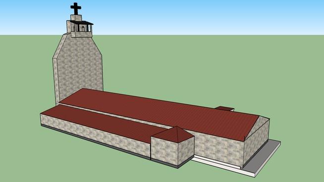 La iglesia de Aspariegos. Mi pueblo