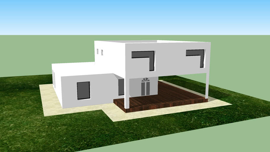villa modernisée
