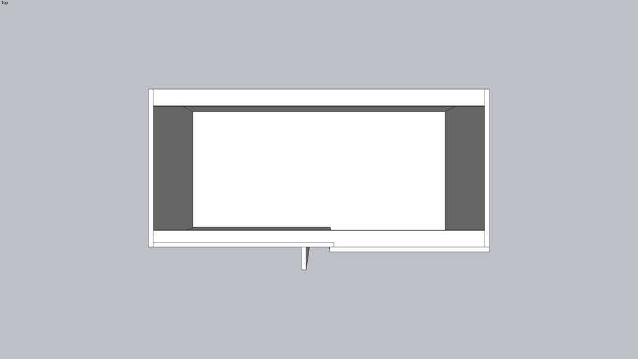 Cuisine Ikea Meuble Angle L128 H80 P68 3d Warehouse