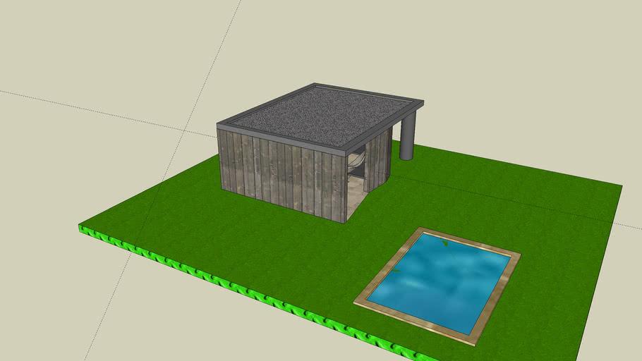 HangPlek Met Zwembad