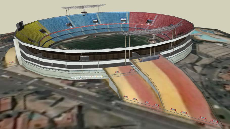 Morumbi (Estádio Cícero Pompeu de Toledo)