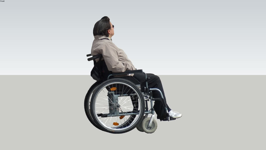 Cadeirante+-+Wheelchair