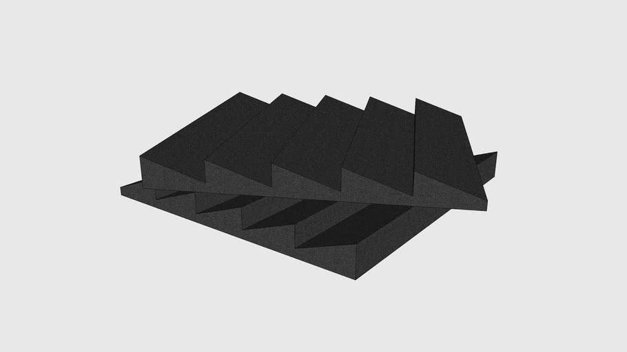 Skum Acoustics - Saha - Sound absorber