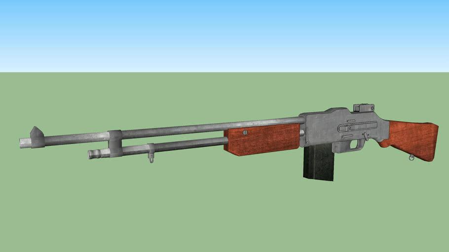 cod gun BAR